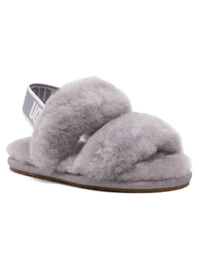 Ugg Ugg Chaussons T Oh Yeah 1116636T Gris