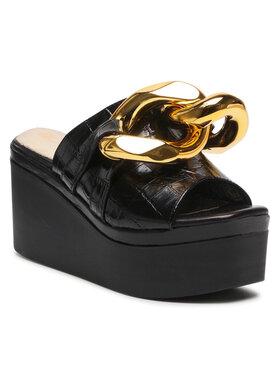 Carinii Carinii Mules / sandales de bain B7183 Noir
