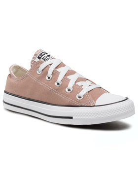 Converse Converse Sneakers aus Stoff Ctas Ox 170800C Braun