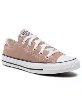 Converse Converse Sneakers Ctas Ox 170800C Καφέ