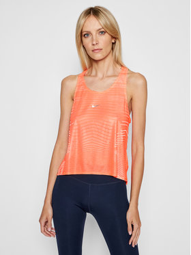 Nike Nike Блуза Pro DA0528 Розов Regular Fit