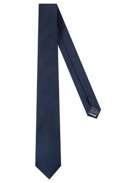 Tommy Hilfiger Tailored Tommy Hilfiger Tailored Krawatte Blend Solid TT0TT06671 Dunkelblau