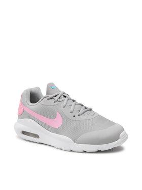 Nike Nike Обувки Air Max Oketo (GS) AR7419 016 Сив