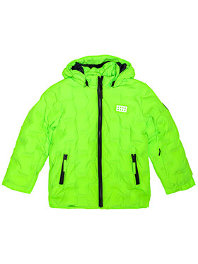LEGO Wear LEGO Wear Veste de ski LwJipe 706 22879 Vert Regular Fit