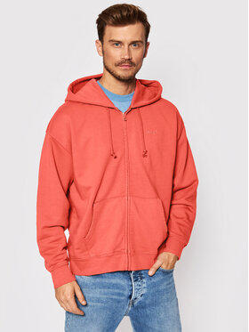 Levi's® Levi's® Bluză Red Tab™ Zip A0924-0004 Portocaliu Relaxed Fit