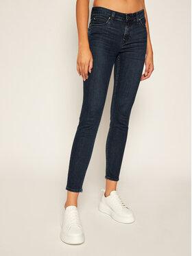 Lee Lee Skinny Fit Jeans Scarlet Bo L506BWRF Dunkelblau Skinny Fit