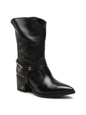 Carinii Carinii Členková obuv B5905 Čierna