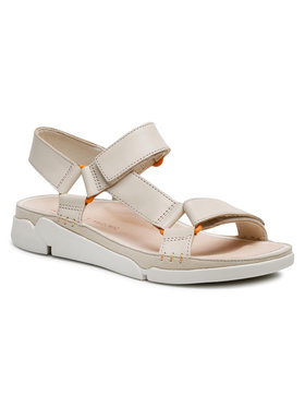 Clarks Clarks Sandále Tri Sporty 261478244 Béžová