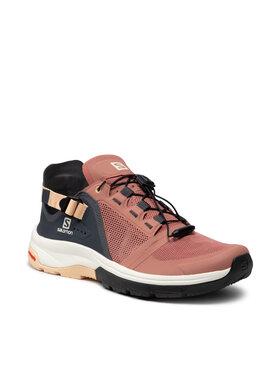 Salomon Salomon Трекінгові черевики Tech Amphib 4 W 412994 23 V0 Рожевий