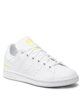 adidas adidas Buty Stan Smith J GZ8364 Biały