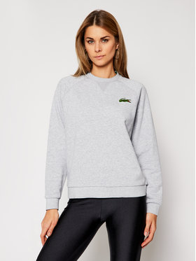 Lacoste Lacoste Μπλούζα SF2400 Γκρι Classic Fit