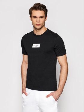 Calvin Klein Calvin Klein Póló K10K106484 Fekete Regular Fit