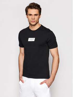 Calvin Klein Calvin Klein T-Shirt K10K106484 Μαύρο Regular Fit