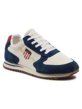 Gant Gant Sneakersy Beja 22533539 Beżowy