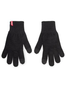 Levi's® Levi's® Pánske rukavice 222283-0011-0059 Čierna