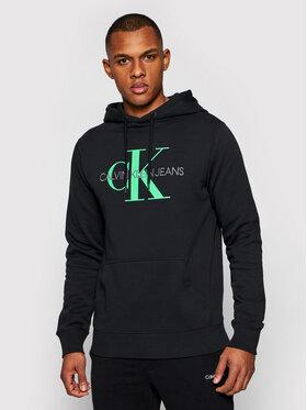 Calvin Klein Jeans Calvin Klein Jeans Mikina J30J314557 Černá Regular Fit