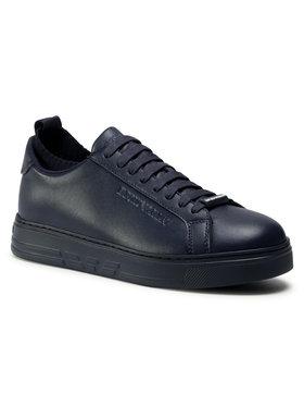 Emporio Armani Emporio Armani Sneakers X4X308 XM485 C799 Bleumarin