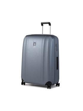 Titan Titan Nagy kemény borítású bőrönd Xenon 849404-25 Kék
