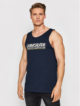 Quiksilver Quiksilver Tank top Like Gold EQYZT06336 Tmavomodrá Regular Fit