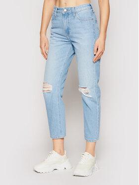 Lee Lee Jeans Carol Blau Straight Fit