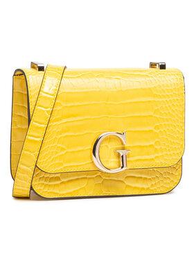 Guess Guess Geantă Corily (CG) Mini HWCG79 91780 Galben