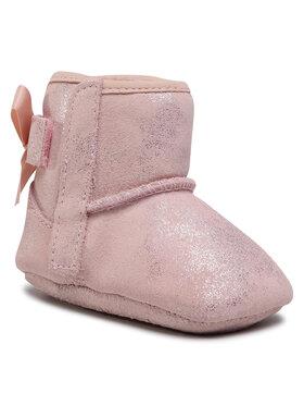 Ugg Ugg Schuhe I Jesse Bow II Shimmer 1117623I Rosa