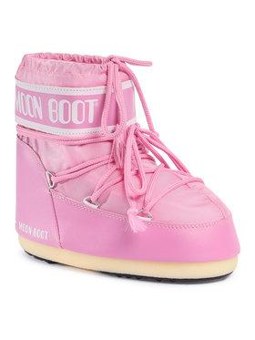 Moon Boot Moon Boot Śniegowce Classic Low 2 14093400003 Różowy