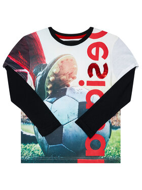 Desigual Desigual Блуза Enric 20WBTK07 Цветен Regular Fit