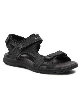 Bagheera Bagheera Sandále Commander 86456-6 C0102 Čierna
