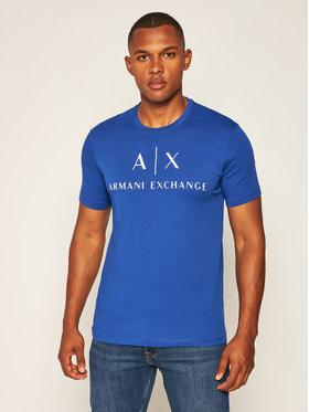 Armani Exchange Armani Exchange Póló 8NZTCJ Z8H4Z 1506 Sötétkék Regular Fit
