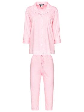 Lauren Ralph Lauren Lauren Ralph Lauren Pyžamo I819702 Růžová