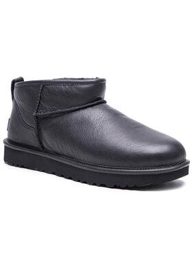 Ugg Ugg Pantofi W Clasic Ultra Mini 1117534 Negru
