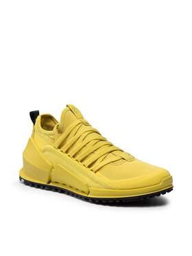 ECCO ECCO Sneakersy Biom 2.0 W 80062360140 Żółty