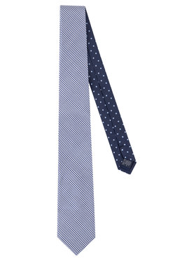 Tommy Hilfiger Tailored Tommy Hilfiger Tailored Krawatte Houndstooth TT0TT06883 Bunt