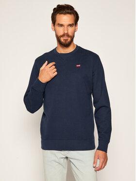 Levi's® Levi's® Bluză Orginal Crew 35909-0001 Bleumarin Regular Fit