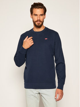 Levi's® Levi's® Sweatshirt Orginal Crew 35909-0001 Dunkelblau Regular Fit