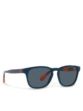 Polo Ralph Lauren Polo Ralph Lauren Okulary przeciwsłoneczne 0PH4170 590587 Granatowy