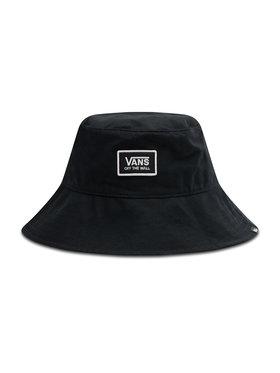 Vans Vans Текстилна шапка Level Up Bucket VN0A5GRGBLK1 Черен