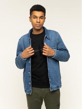 Calvin Klein Jeans Calvin Klein Jeans Τζιν μπουφάν Padded Denim Shirt J30J314386 Μπλε Regular Fit