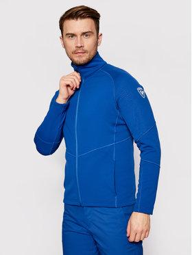 Rossignol Rossignol Bluza Classique Clim RLIMS02 Niebieski Regular Fit
