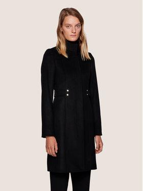 Boss Boss Vlnený kabát Casenos 50396238 Čierna Regular Fit