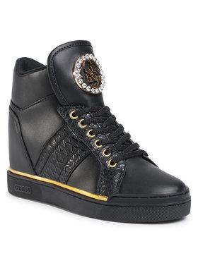 Guess Guess Sneakers FL5FRE ELE12 Nero