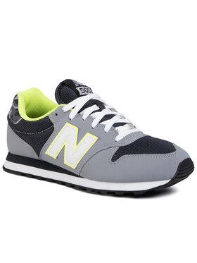 New Balance New Balance Sneakersy GM500TSG Sivá