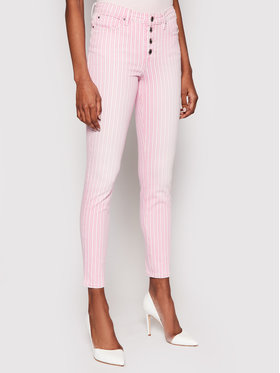 Guess Guess Jeans 1981 W1GA28 D4DN2 Rosa Slim Fit