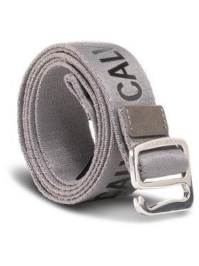 Calvin Klein Jeans Calvin Klein Jeans Cintura da uomo Ckj Offduty Tape 35Mm K50K505861 Grigio