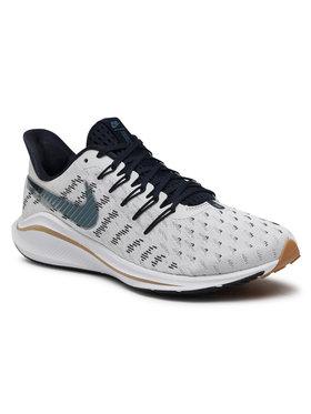 Nike Nike Boty Air Zoom Vomero 14 AH7857 010 Šedá