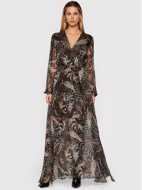 Guess Guess Sukienka letnia Cornelia W1BKG5 WE550 Brązowy Regular Fit