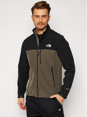 The North Face The North Face Softshell kabát Apex Bionic NF00CMJ2BQW1 Fekete Regular Fit