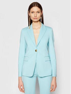 Pinko Pinko Blazer Sigma Bleu Regular Fit