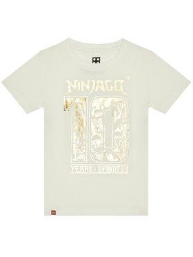 LEGO Wear LEGO Wear T-shirt 12010195 Bijela Regular Fit